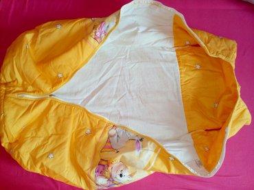 Vreca za spavanje za bebe vel 110 - Sid - slika 2