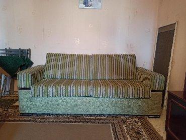 раскладной диван с двумя креслами в Кыргызстан: Срочно продается ! Диван с двумя креслами от LINA! Очень дёшево!!!