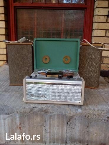 Fauntain radio korder-radiomagnetofon japanski cetvorokanalni sa zvucn - Beograd