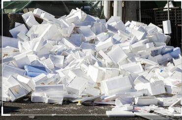 Другие услуги - Кыргызстан: Принимаю отходы пенопласта . В любом количестве 30сом кг