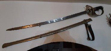 Kolekcioni noževi | Srbija: Sablja