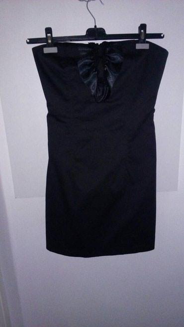 Ps fashion top crna haljina vel.40 - Kragujevac