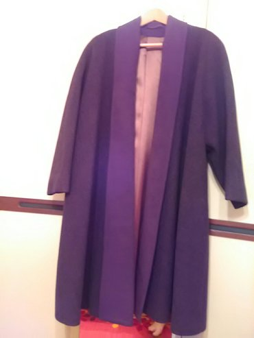 Potpuno nov kaput pelerina bez kopcanja. Od kvalitetnog stofa siven po in Novi Sad