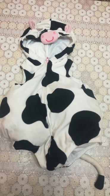 Костюм коровки на 1,5-2 года, прокат в Бишкек