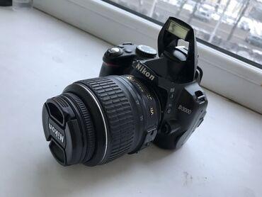 фотоаппарат сони в Кыргызстан: Продаю свой фотоаппарат Nikon D3000. Пользовались очень аккуратно