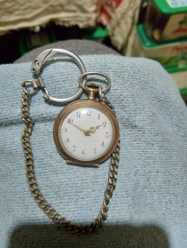 Zlatne baletamke - Srbija: Mali kolekcionarski dzepni sat cilindar noktas,kvalitetan dosta star