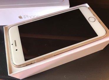 Айфон 6 Plus Gold 64 гб Оригинал Все работает Зарядка, коробка Пользов в Бишкек