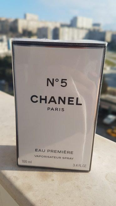 - Azərbaycan: CHANEL N°5 EAU PREMIERE. 100ml. Parfum Duty Free den 240 Azn. alini