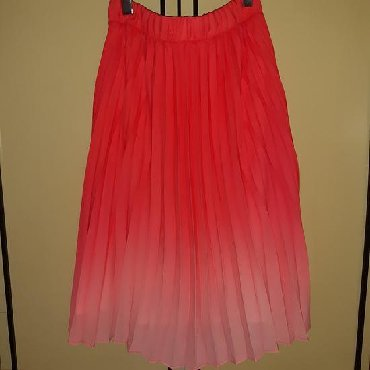Ostalo | Vranje: Potpuno nova Orsay plisirana suknja