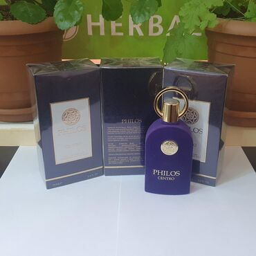 sospiro - Azərbaycan: Philos (Sospiro Accento) Dubay istehsalı 100ml unisex ətir