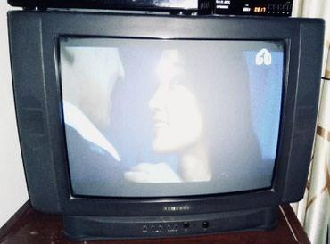 samsung 42 lcd в Кыргызстан: Продаю телевизор Samsung-б/у(54 диагональ) с пультом( в рабочем