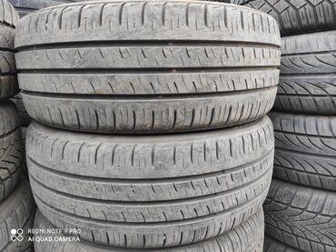 Шины и диски - Бренд: Kumho - Бишкек: 175.50.15 размер Продаю шины пара цена 3000 сом подходит на киа