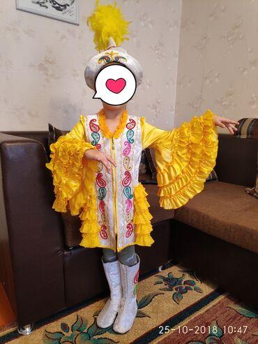 Продам детский национальный костюм. В отличном состоянии. На 5-6 лет