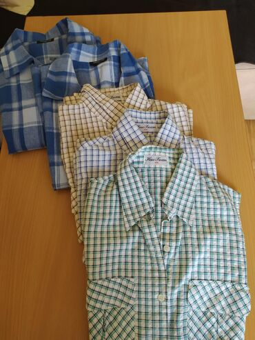Košulje i bluze | Pozega: Karo kosuljice XXL