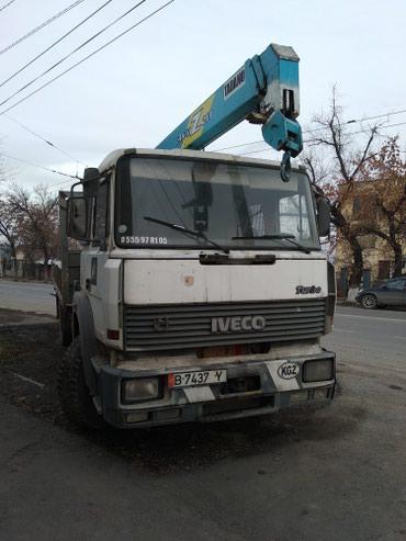 транспортные услуги крана манипулятора в Кыргызстан: Манипулятор | Стрела 9 м. 5 т | Борт 10 кг