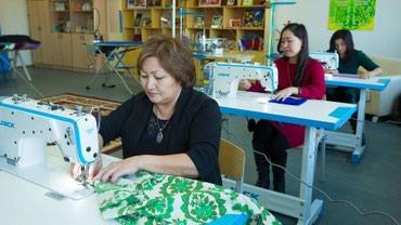 Ищу заказчика в мини швейный цех в в Бишкек