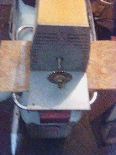 Советская точила со сменными дисками ТИП К-1 ГОСТ-14087-80 220В 50Гц в Бишкек
