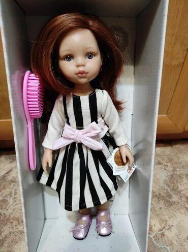Кукла Кристи Паола Рейна(Paola Reina) 32 см, пр-во Испания, с