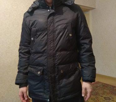 Муж куртка Зими сезонный размер S состояние хорошее отдам за 500с в Бишкек