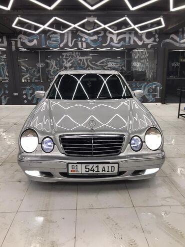 купить мерседес спринтер рефрижератор в россии в Кыргызстан: Mercedes-Benz E-Class 3.2 л. 2000