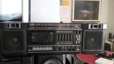 Jvc radio kasetofon pc-30g , - Belgrade