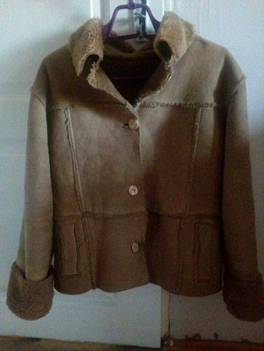 Kratka zimska jakna, par puta nošena, pretopla. Veličina S/M. - Lazarevac