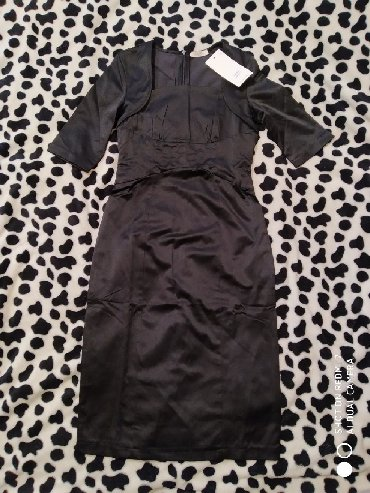 платье футляр с воротником в Кыргызстан: Новое платье футляр, 36 размер, Турция, качество отличное