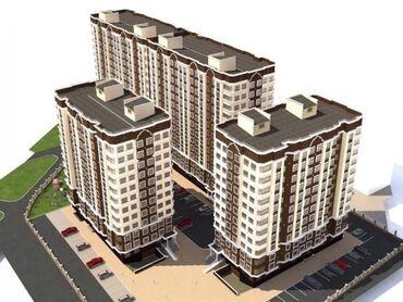 дома-с-последующим-выкупом в Кыргызстан: Продается квартира: 2 комнаты, 50 кв. м