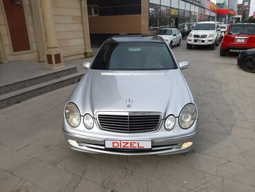 Avtomobillər - Azərbaycan: Mercedes-Benz E 220 2.2 l. 2002 | 410000 km