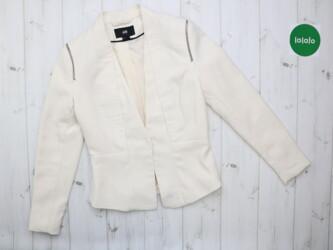 Стильный брендовый женский пиджак H&M,р.M        Длина: 56 см Рука
