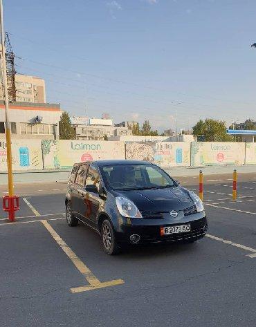 avtomobil-nissan-march в Кыргызстан: Nissan Note 1.5 л. 2005 | 130000 км