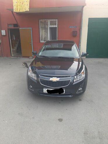 Chevrolet Azərbaycanda: Chevrolet Cruze 1.8 l. 2015 | 70000 km