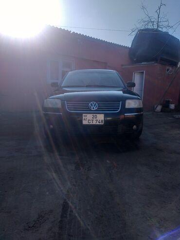 Volkswagen Passat 1.8 л. 2003 | 242963 км