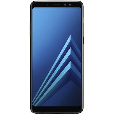 2018 is elanlari - Azərbaycan: Yeni Samsung Galaxy A8 2018 qara