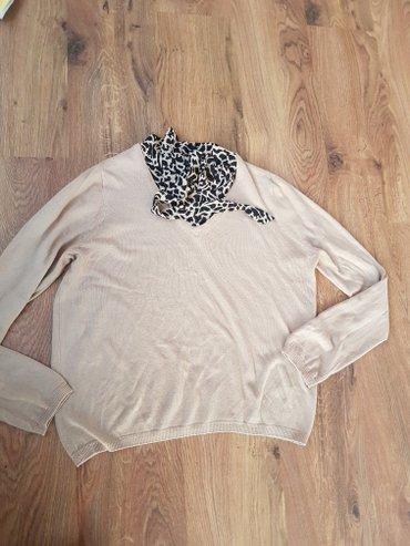 Продаю свитшот (свитер) (блузка) был в Бишкек
