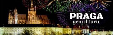 Встречайте Новый Год в Европе! в Bakı