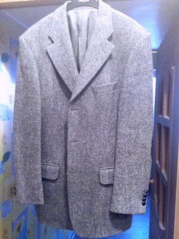 Пиджак из драпа, размер 50 в Бишкек