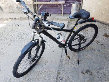Спорт и хобби - Кара-Суу: Горный велосипед алюминиевая рама корейская