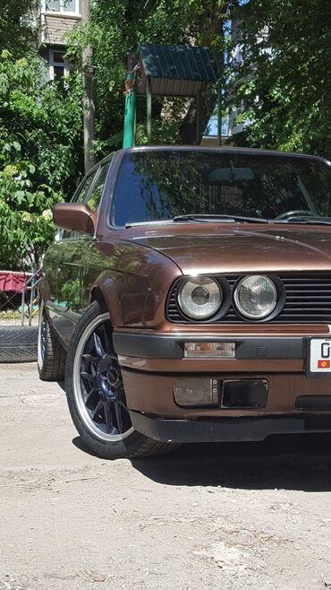 BMW 3 series 1.8 л. 1989 | 120000 км