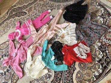 Новые вещи либо 1 раз одетые, на 1-2 года. Теплые на осень и пару летн