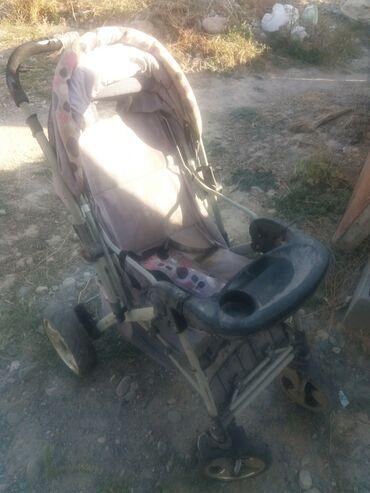 Детский мир - Кок-Ой: Продаю б/ у коляску