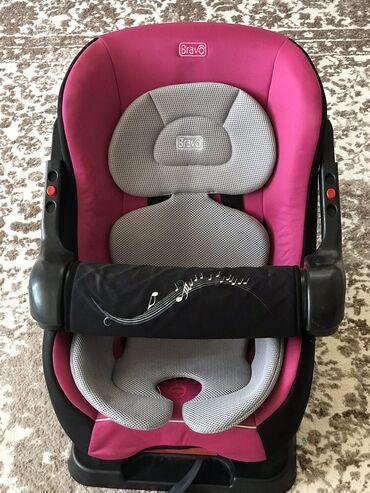Автомобильное детское кресло, в отличном состоянии