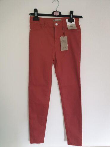Zenske pantalone broj - Srbija: Zenske pantalone,u broju 34 i 36. Kupljene u Becu,marke Primark