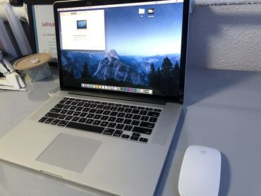 джойстик для ноутбука в Кыргызстан: MacBook Pro Late 2013. Продаётся состояние отличное! Работает без