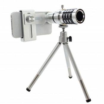 Teleskop za mobilni telefon 12x - Dodatak za mobilni telefon - Pancevo