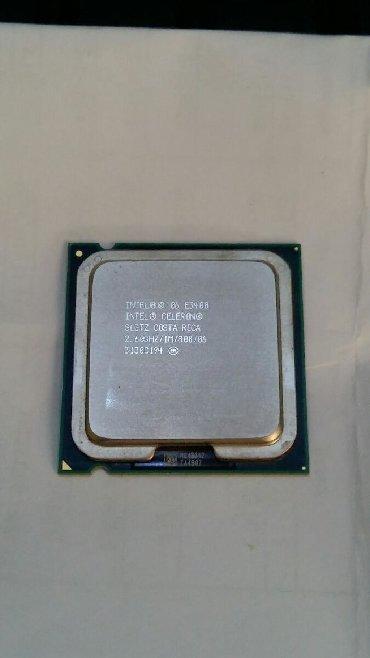 Процессоры intel celeron - Кыргызстан: Продаю процессор Intel Celeron E3400-Двухядерный процессор-Частота