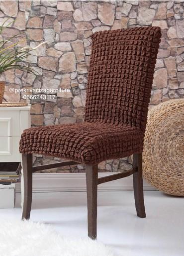 Kuća i bašta - Kostolac: Prekrivači za stolice bez karnera!Odgovara za svaki model stolica