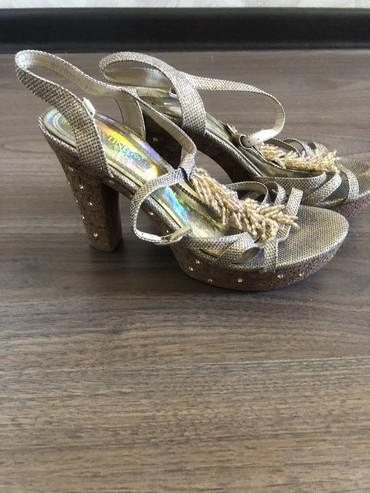 продам очень дёшево в Кыргызстан: Женские туфли Alpino 39