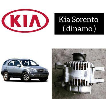 Kia Sorento - dinamo----Kia Sorento ucun istediyiniz ehtiyyat