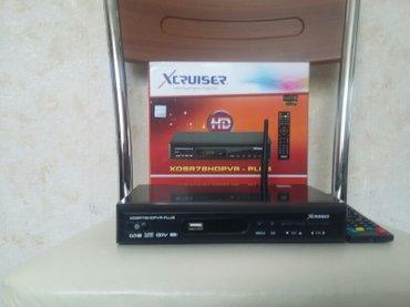 Bakı şəhərində Krosna Aparati Xcruiser78+ HD wifi-li